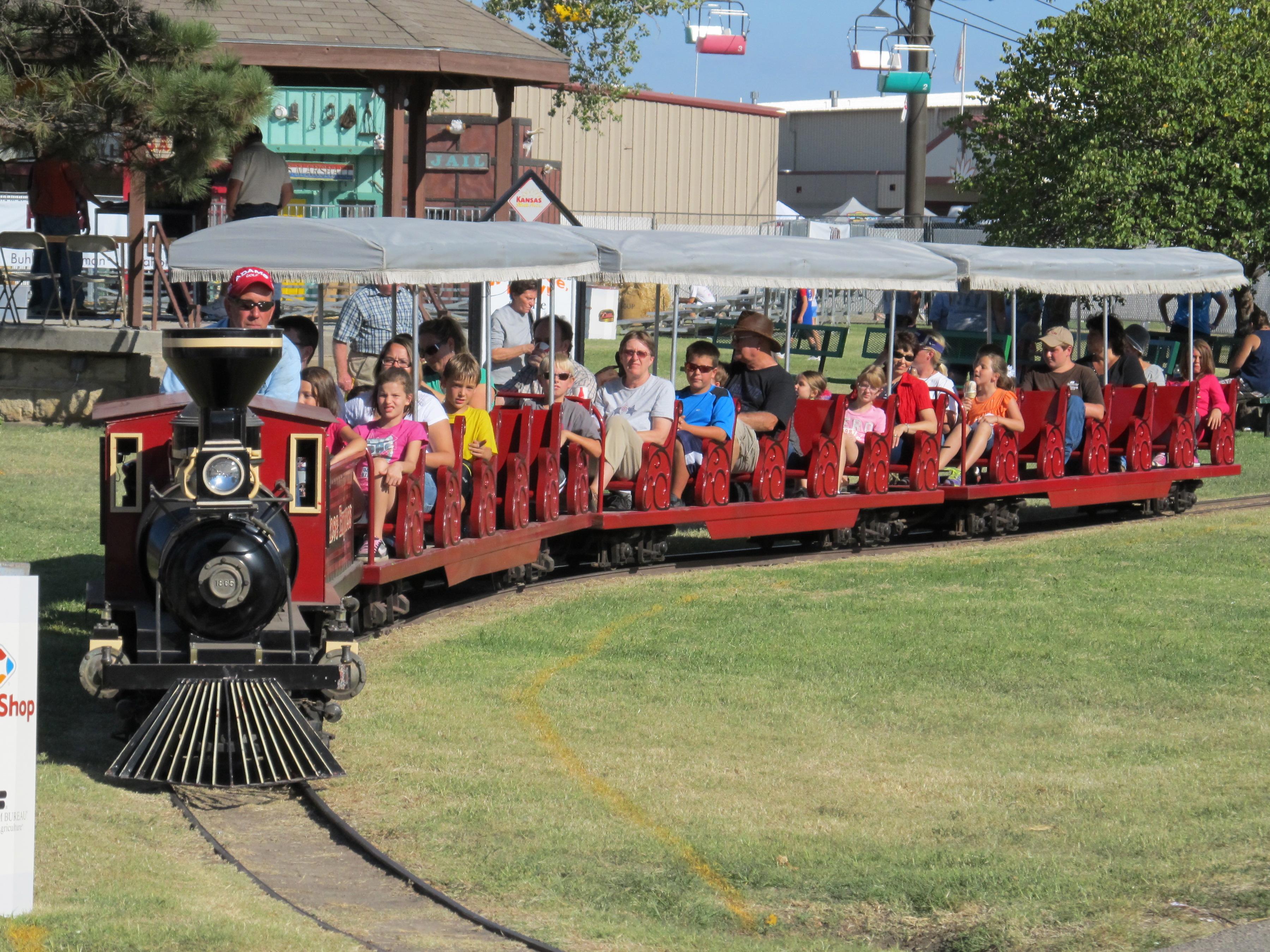 Kansas State Fair Turns 100 Kansas Trail Guide