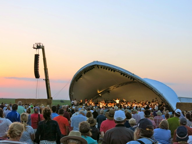2014 Symphony in the Flint Hills
