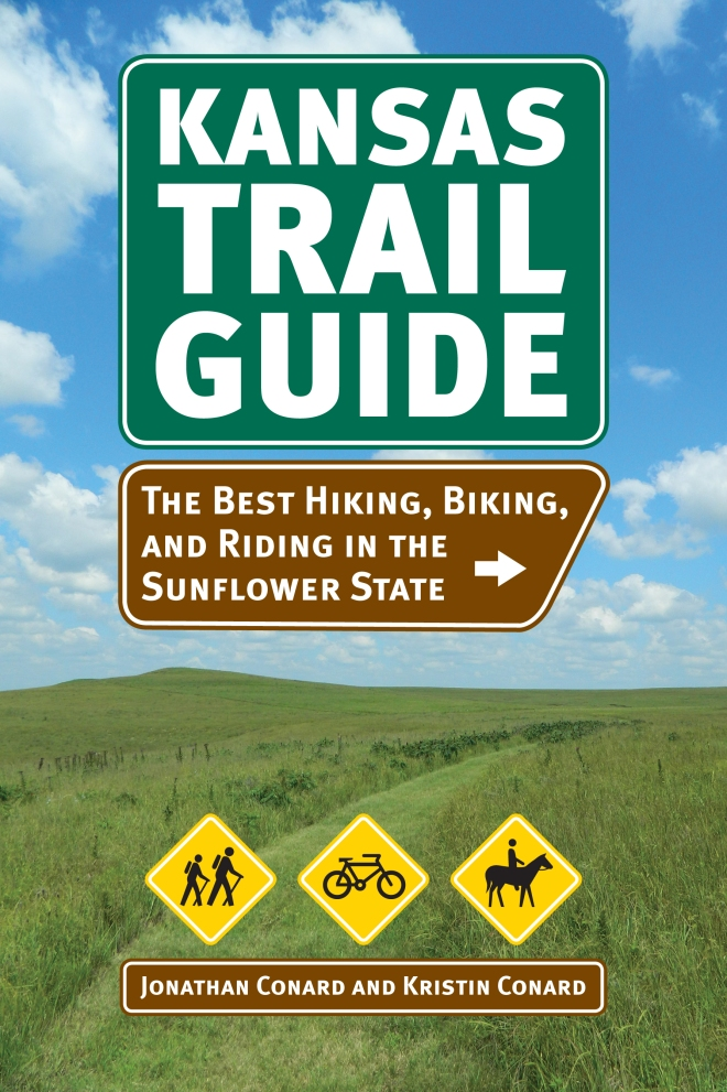 Kansas Trail Guide cover