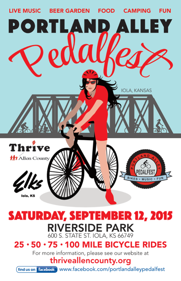 Portland Alley Pedalfest – September 12 and 13
